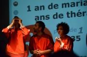 [Impro Paris Rencontre d'impro avec les Malades de l'Imaginaire à Jean Dame 451]