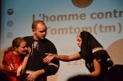 [Impro Paris Rencontre d'impro avec les Malades de l'Imaginaire à Jean Dame 338]
