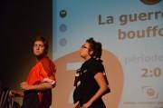[Impro Paris Rencontre d'impro avec les Malades de l'Imaginaire à Jean Dame 360]