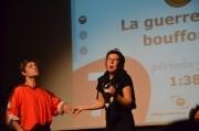 [Impro Paris Rencontre d'impro avec les Malades de l'Imaginaire à Jean Dame 489]
