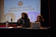 [Impro Paris Rencontre d'impro avec la Troupe du Malin de Nantes à Jean Dame 0]