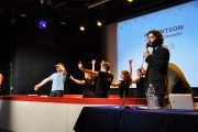 [Impro Paris Rencontre d'impro avec la Troupe du Malin de Nantes à Jean Dame 10]
