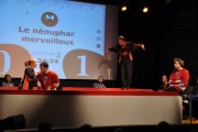 [Impro Paris Rencontre d'impro avec la Troupe du Malin de Nantes à Jean Dame 28]