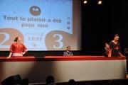 [Impro Paris Rencontre d'impro avec la Troupe du Malin de Nantes à Jean Dame 43]