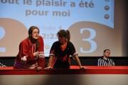 [Impro Paris Rencontre d'impro avec la Troupe du Malin de Nantes à Jean Dame 45]