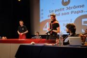 [Impro Paris Rencontre d'impro avec la Troupe du Malin de Nantes à Jean Dame 51]