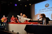 [Impro Paris Rencontre d'impro avec la Troupe du Malin de Nantes à Jean Dame 76]