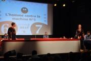 [Impro Paris Rencontre d'impro avec la Troupe du Malin de Nantes à Jean Dame 61]
