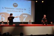 [Impro Paris Rencontre d'impro avec la Troupe du Malin de Nantes à Jean Dame 63]
