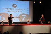 [Impro Paris Rencontre d'impro avec la Troupe du Malin de Nantes à Jean Dame 64]