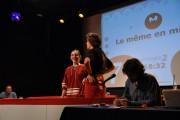 [Impro Paris Rencontre d'impro avec la Troupe du Malin de Nantes à Jean Dame 83]