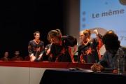 [Impro Paris Rencontre d'impro avec la Troupe du Malin de Nantes à Jean Dame 87]