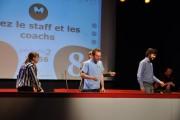 [Impro Paris Rencontre d'impro avec la Troupe du Malin de Nantes à Jean Dame 96]