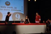 [Impro Paris Rencontre d'impro avec la Troupe du Malin de Nantes à Jean Dame 130]
