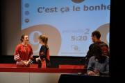 [Impro Paris Rencontre d'impro avec la Troupe du Malin de Nantes à Jean Dame 99]