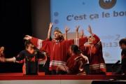 [Impro Paris Rencontre d'impro avec la Troupe du Malin de Nantes à Jean Dame 104]