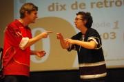 [Impro Paris Rencontre d'impro avec les Malades de l'Imaginaire à Jean Dame 36]