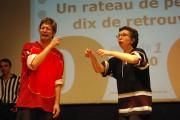 [Impro Paris Rencontre d'impro avec les Malades de l'Imaginaire à Jean Dame 37]