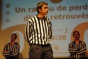 [Impro Paris Rencontre d'impro avec les Malades de l'Imaginaire à Jean Dame 77]