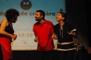 [Impro Paris Rencontre d'impro avec les Malades de l'Imaginaire à Jean Dame 175]