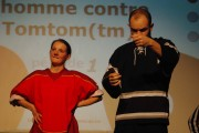 [Impro Paris Rencontre d'impro avec les Malades de l'Imaginaire à Jean Dame 283]