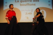 [Impro Paris Rencontre d'impro avec les Malades de l'Imaginaire à Jean Dame 330]