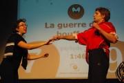 [Impro Paris Rencontre d'impro avec les Malades de l'Imaginaire à Jean Dame 336]