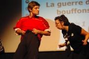 [Impro Paris Rencontre d'impro avec les Malades de l'Imaginaire à Jean Dame 231]