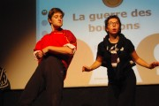[Impro Paris Rencontre d'impro avec les Malades de l'Imaginaire à Jean Dame 340]