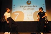 [Impro Paris Rencontre d'impro avec les Malades de l'Imaginaire à Jean Dame 235]